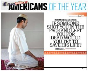 Esquire Magazine's Americans of the Year feature, 2011