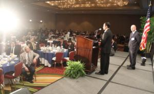 CAIR Award accepting speech