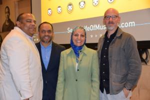 Film screening and discussion at the Bill & Melinda Gates Foundation