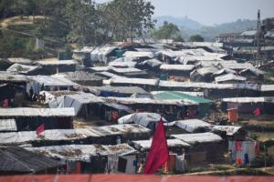 Refugee Camp Visit