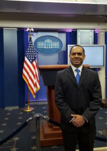 White House West Wing Visit